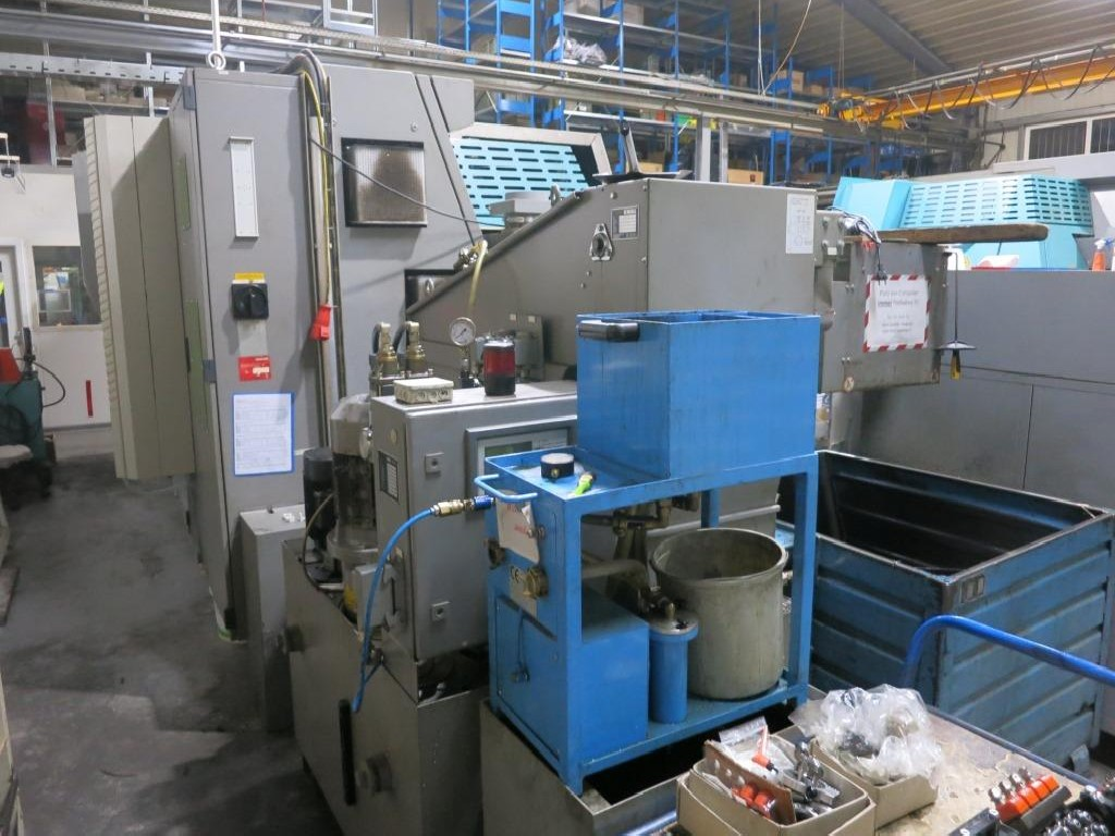 CNC Turning and Milling Machine INDEX G 400 Siemens 840 D powerline photo on Industry-Pilot