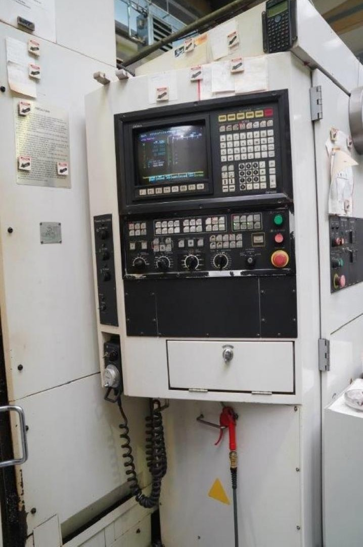 Milling Machine - Horizontal OKUMA MC 500 H photo on Industry-Pilot