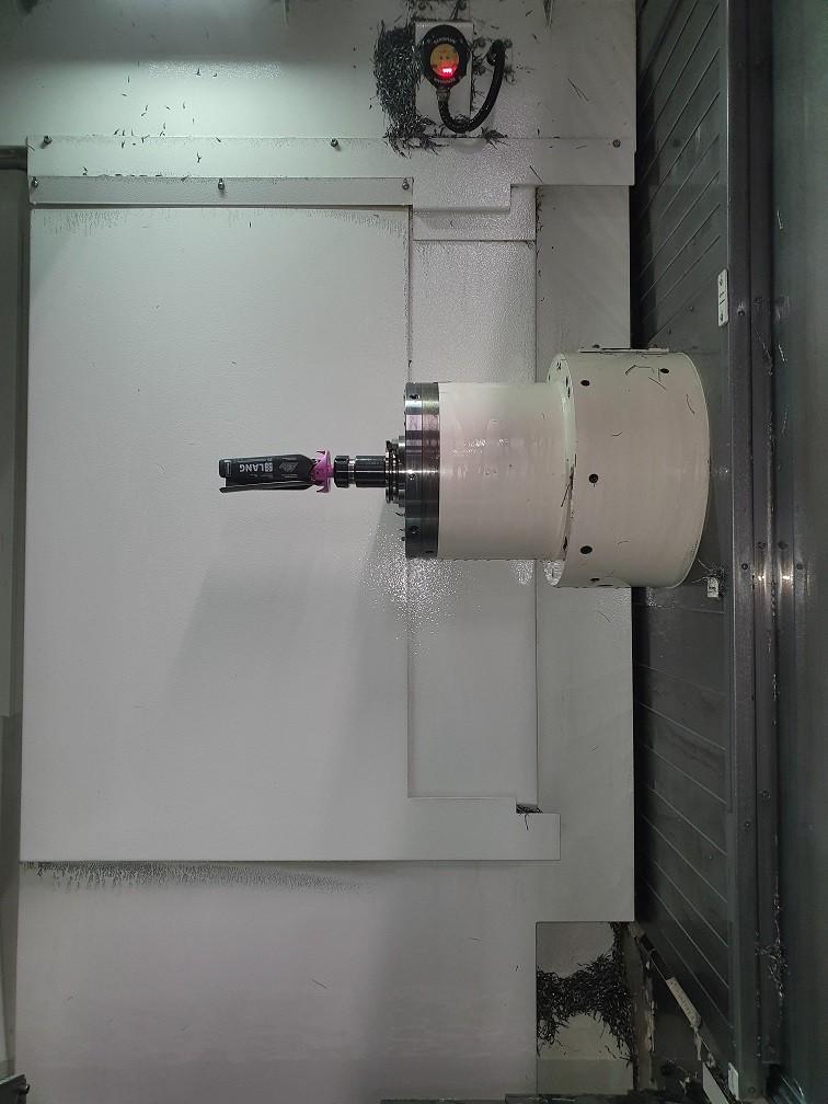 Обрабатывающий центр - горизонтальный MAZAK HCN 6000 фото на Industry-Pilot