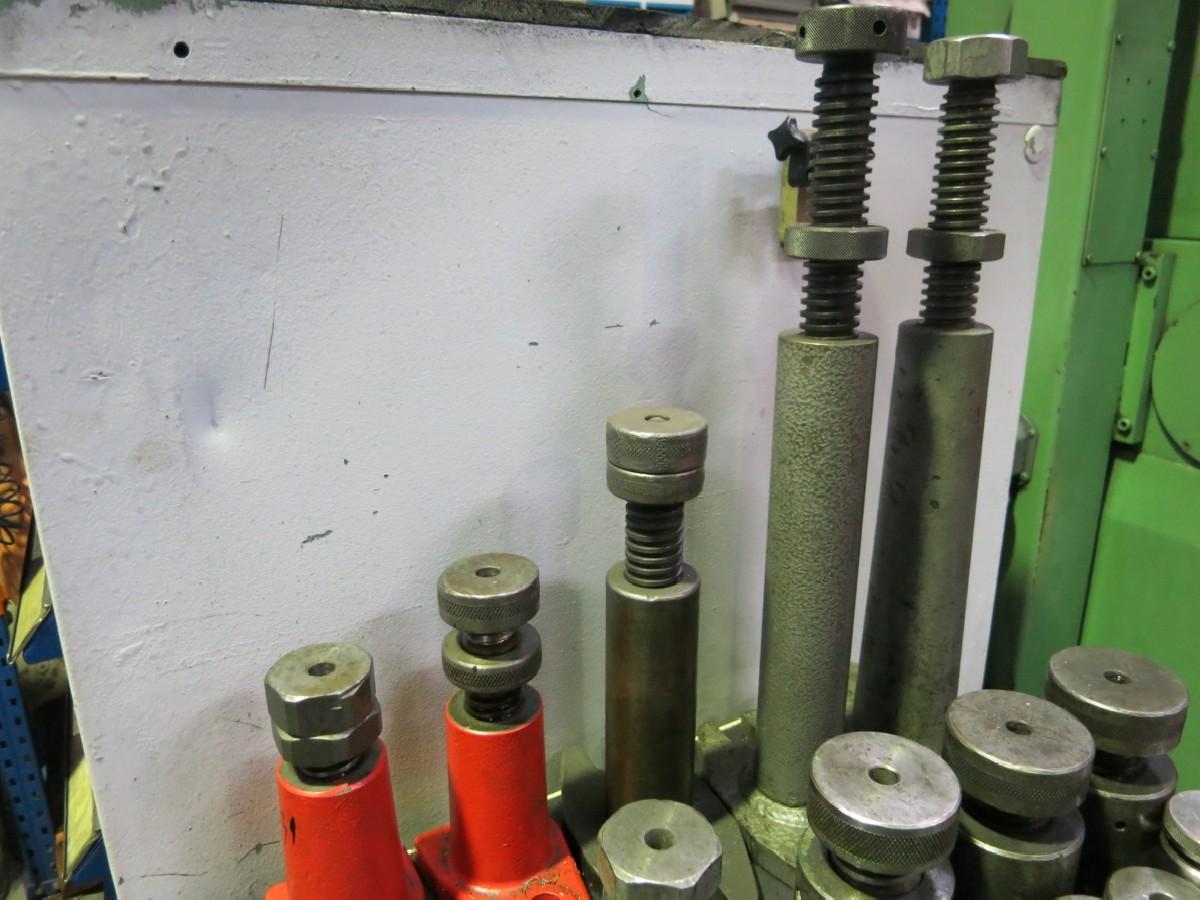 Зажимное устройство SpannmittelPartie фото на Industry-Pilot