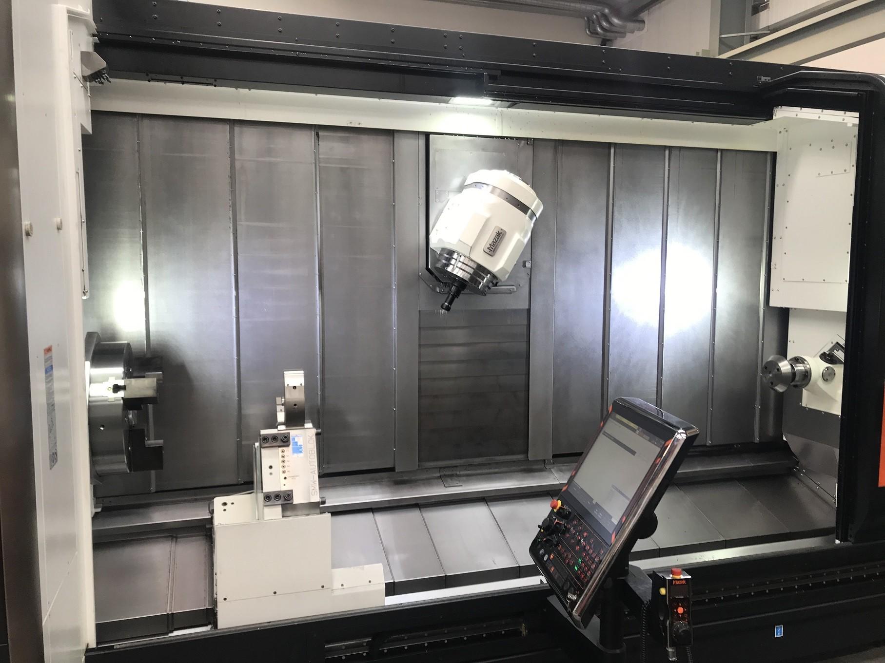 Токарно фрезерный станок с ЧПУ MAZAK INTEGREX i-500 x 3000 фото на Industry-Pilot
