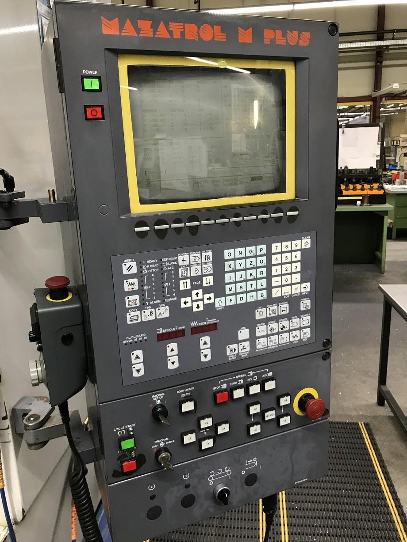 Обрабатывающий центр - вертикальный MAZAK VTC-20C фото на Industry-Pilot
