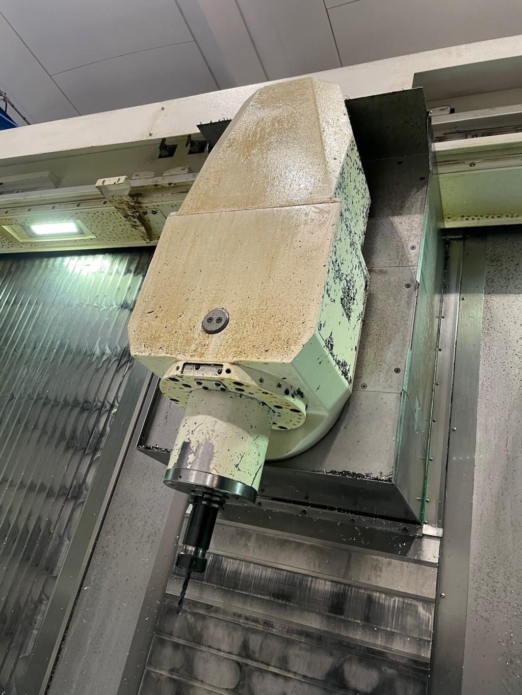Обрабатывающий центр - универсальный MAZAK VTC-800/30SLR фото на Industry-Pilot