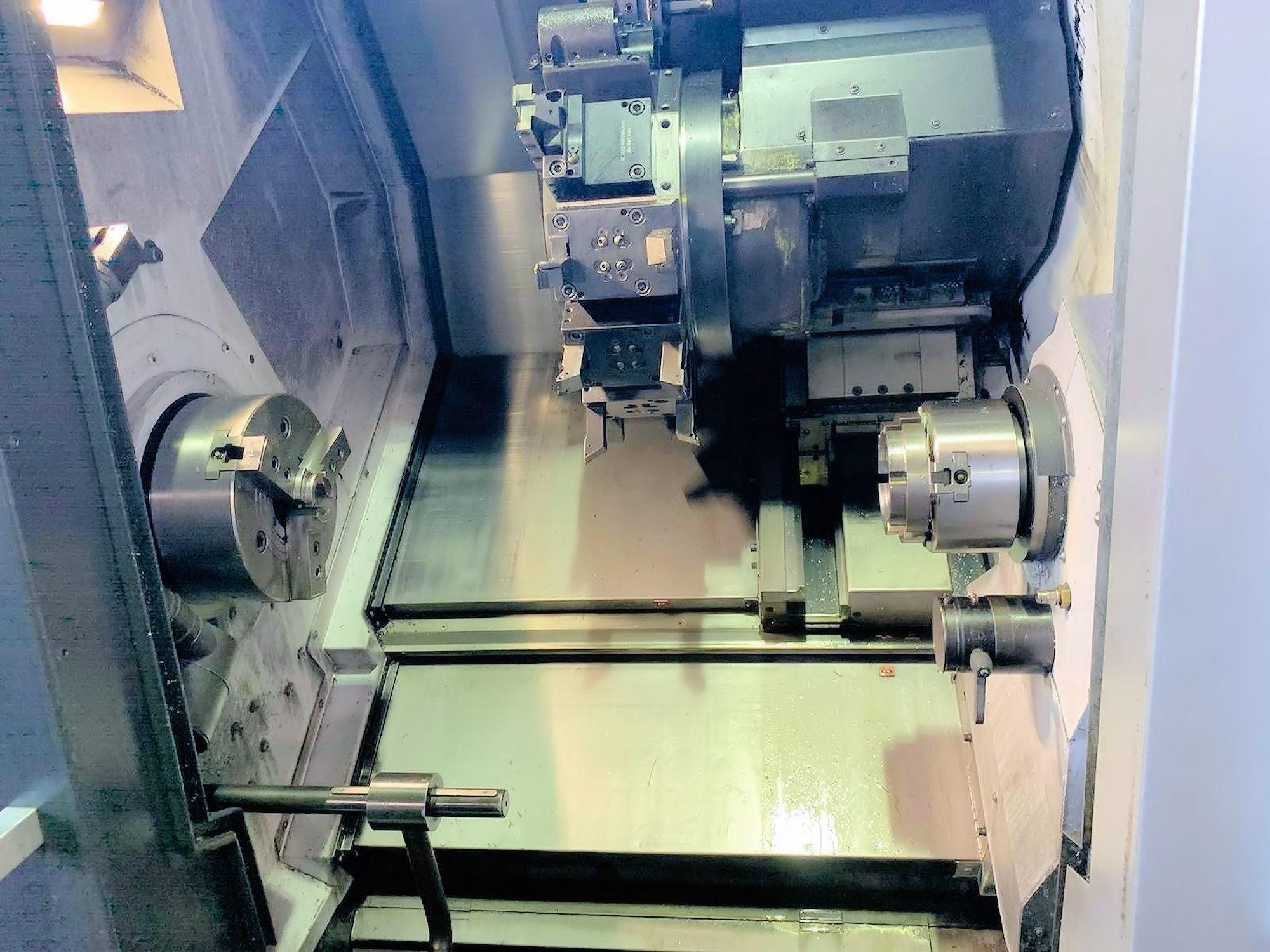 Токарный станок с ЧПУ  MORI SEIKI NLX 2500 SY / 700 фото на Industry-Pilot