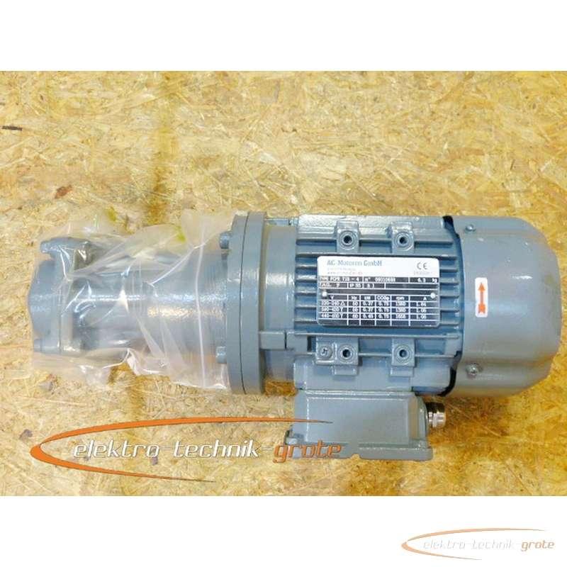 Электромотор  Scherzinger 251 FA-M037 Pumpe фото на Industry-Pilot