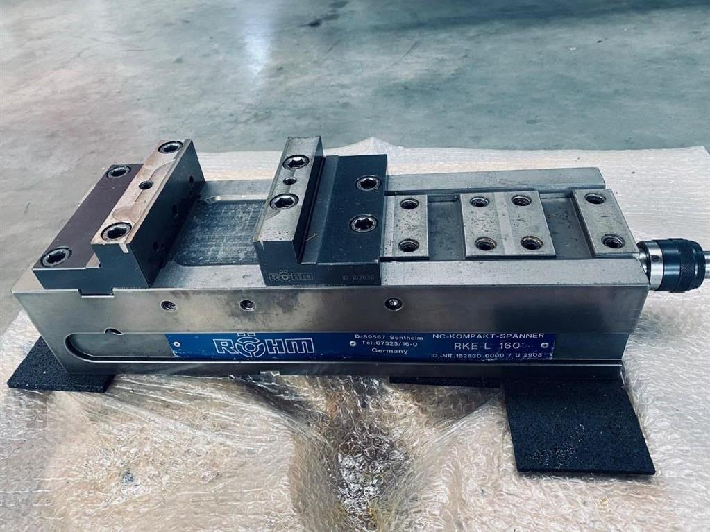 Зажимное устройство RÖHM RKE-L160 фото на Industry-Pilot