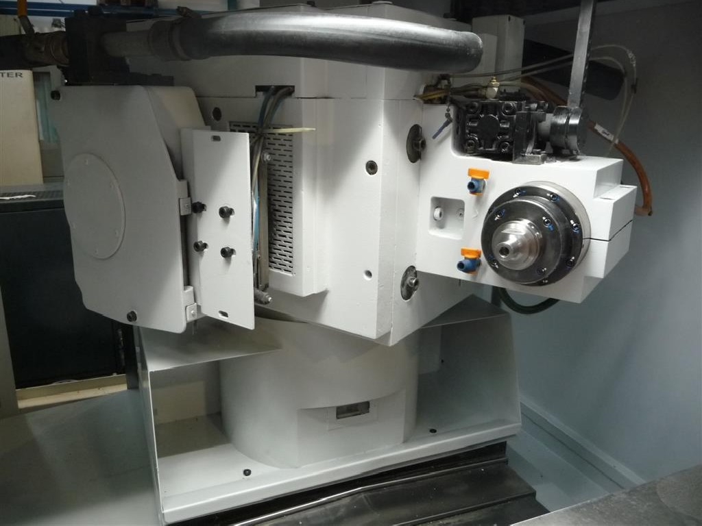 Круглошлифовальный станок - универс. KELLENBERGER Kel-Varia UR 250 x 1.000 фото на Industry-Pilot