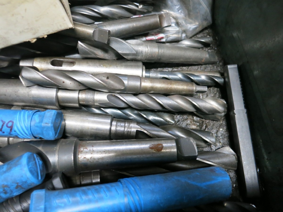 Cверло Metallbohrer фото на Industry-Pilot