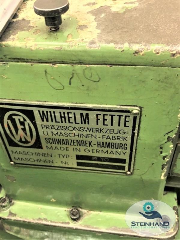 Резьбонакатный станок FETTE Universal R10 фото на Industry-Pilot