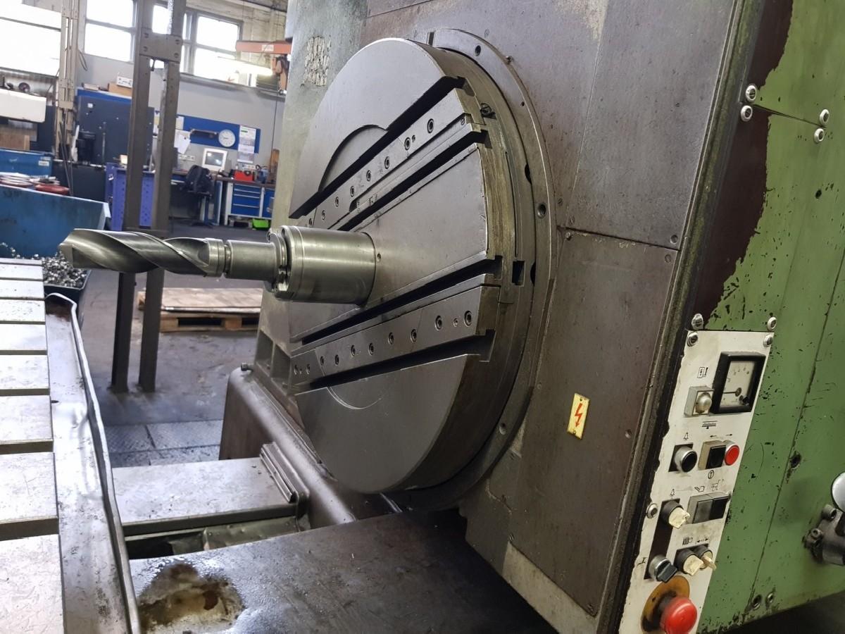 Horizontal Boring Machine UNION BFT 130/5 900 mm photo on Industry-Pilot