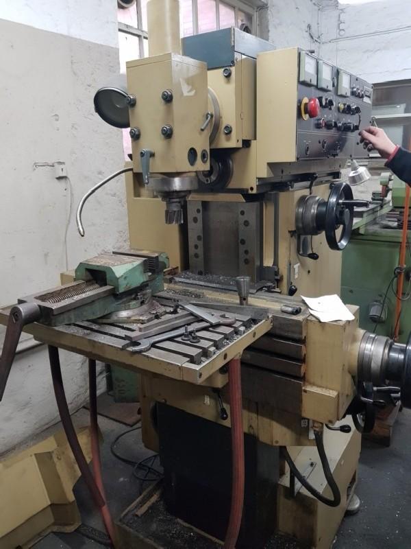 Инструментальный фрезерный станок - универс. WMW - RUHLA VRB 2241 фото на Industry-Pilot