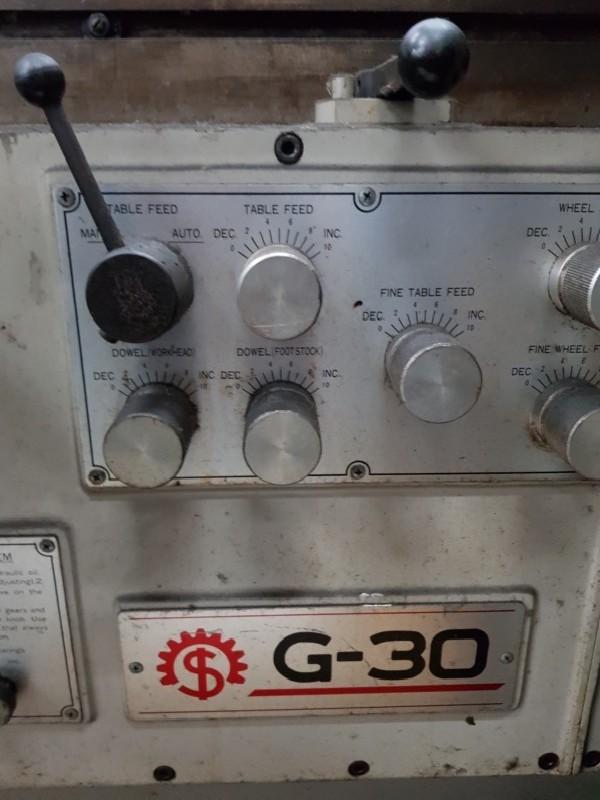 Круглошлифовальный станок - универс. SHIGIYA GU 30-100A фото на Industry-Pilot
