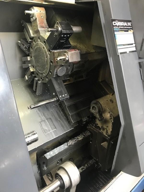 CNC Turning and Milling Machine MAZAK Super Quick Turn 250M photo on Industry-Pilot