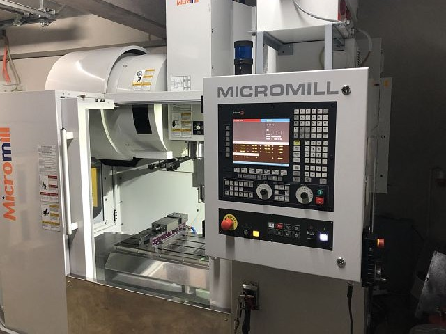 Machining Center - Vertical MICROMILL MM 430  photo on Industry-Pilot