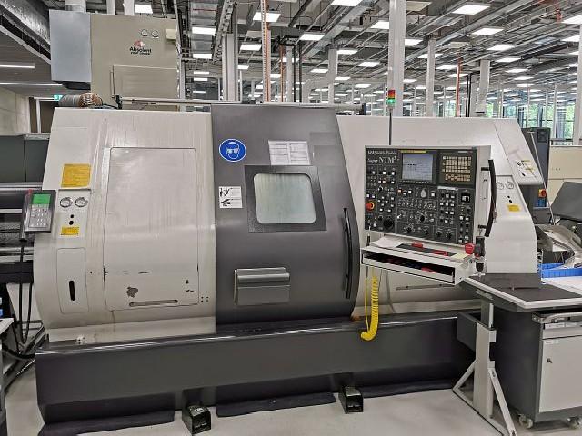 Токарно фрезерный станок с ЧПУ NAKAMURA SUPER NTM³  фото на Industry-Pilot