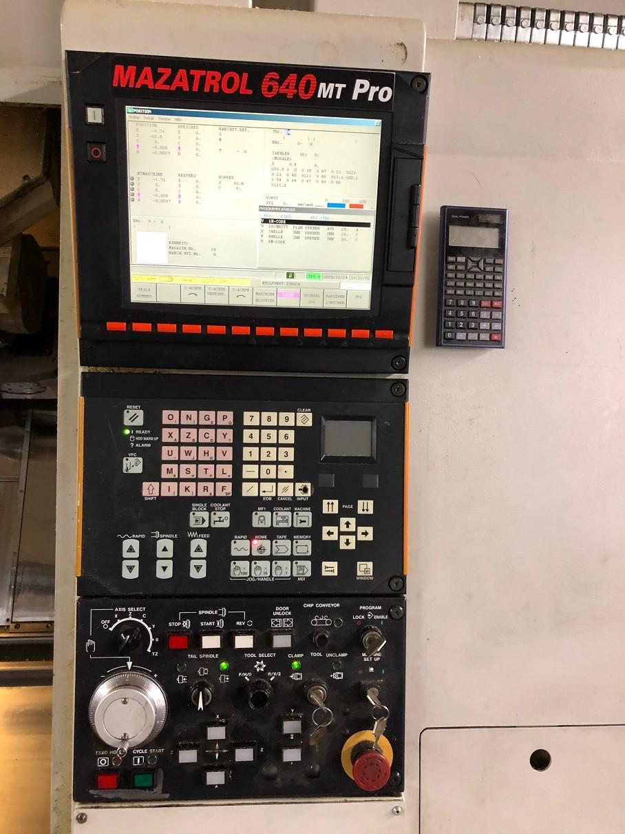 Токарно фрезерный станок с ЧПУ MAZAK INTEGREX 200-III x 1000 фото на Industry-Pilot