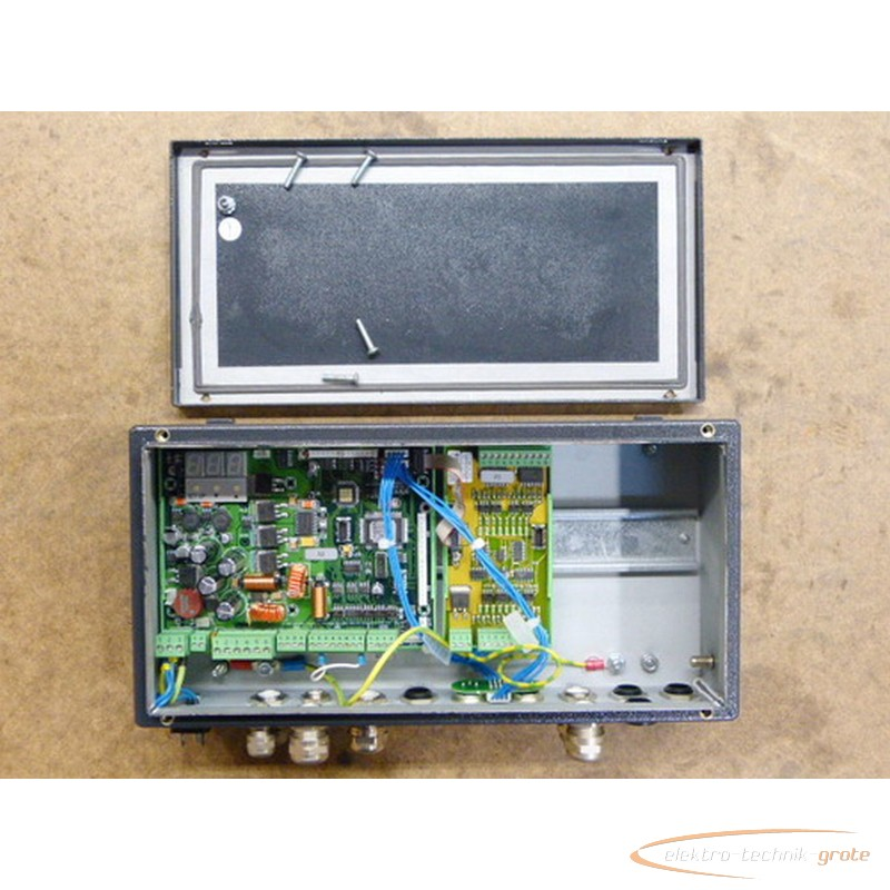 Дигитальный контроллер Erhardt + Leimer DC 0341 Digitaler Regler фото на Industry-Pilot