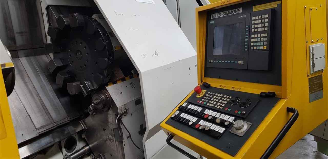 Токарный станок с ЧПУ NILES SIMMONS N20LT CNC фото на Industry-Pilot