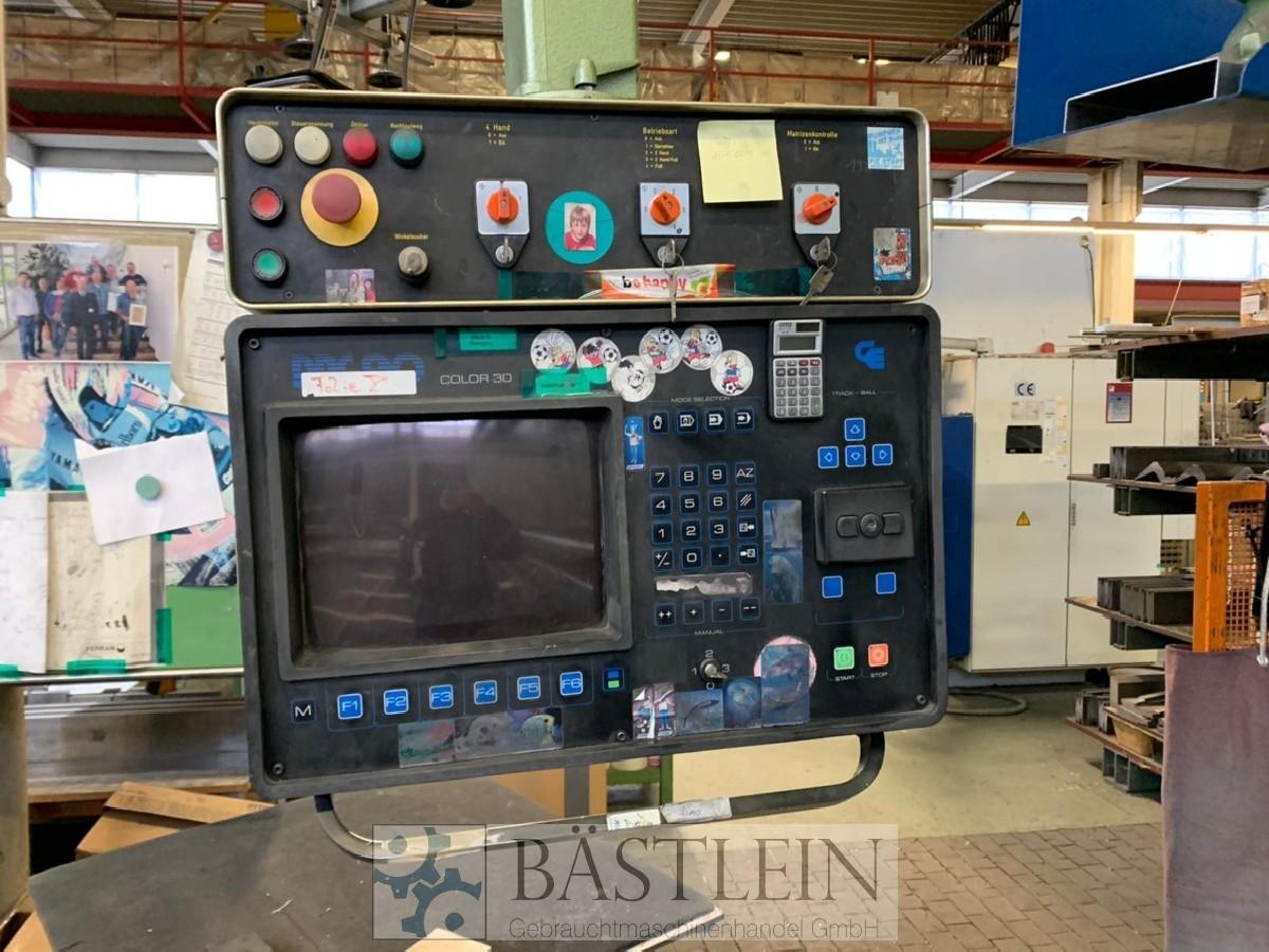 Листогибочный пресс - гидравлический EHT EHPS 40-70 фото на Industry-Pilot