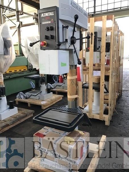 Сверлильный станок со стойками ALZMETALL Alzstar 40/SV фото на Industry-Pilot