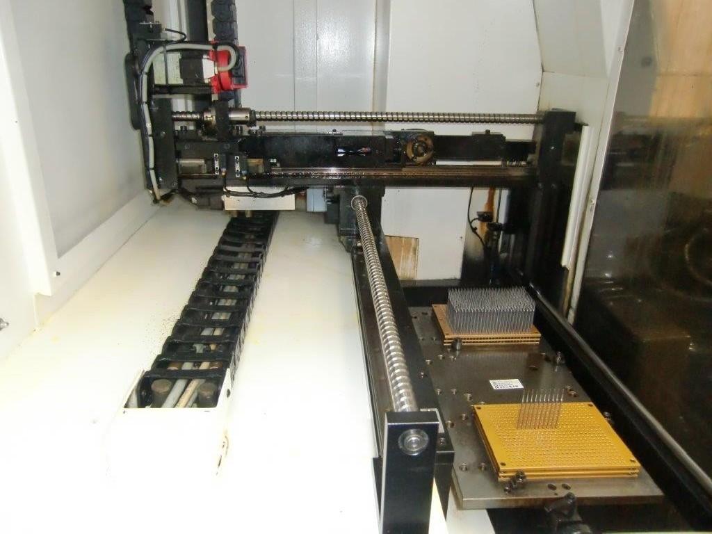 Станок для затачивания инструментов - универсал ROLLOMATIC CNC600X фото на Industry-Pilot