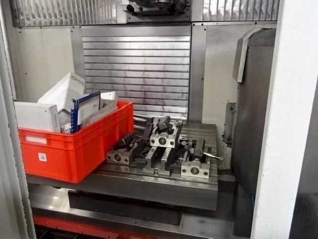 Обрабатывающий центр - универсальный HERMLE U 1130 фото на Industry-Pilot