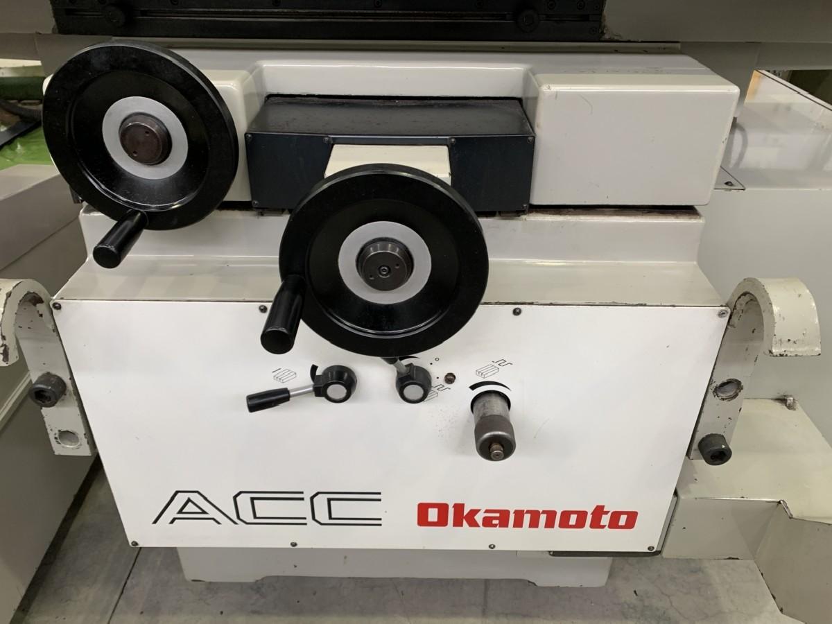 Плоско шлифовальный станок - гориз. OKAMOTO ACC-52 DX фото на Industry-Pilot