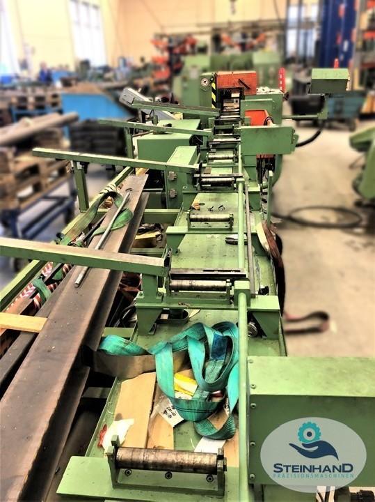 Ленточнопильный станок по металлу - Автом. FORTE SBA 241/S-M фото на Industry-Pilot