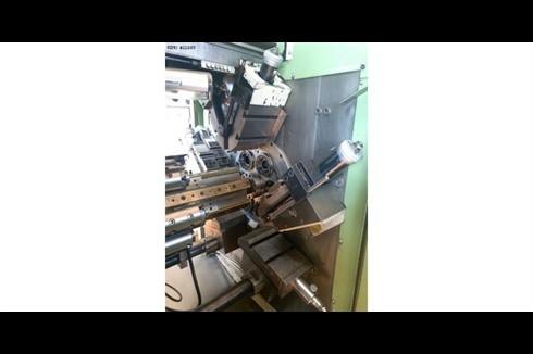 Прутковый токарный автомат продольного точения Index MS25E фото на Industry-Pilot