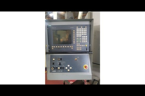 Прутковый токарный автомат продольного точения Index MS 32C фото на Industry-Pilot
