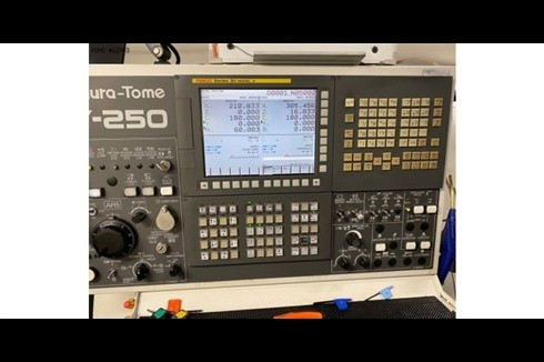 Nakamura WY250 Supermill фото на Industry-Pilot