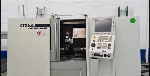 Токарный станок с ЧПУ DMG GRAZIANO CTX 310 фото на Industry-Pilot