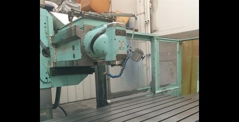 Продольно-фрезерный станок - вертик. Sachman GL 120 фото на Industry-Pilot