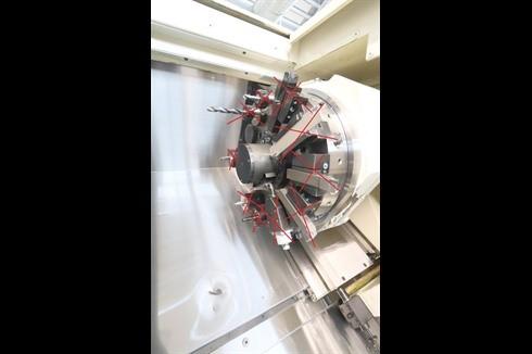 Токарный станок с ЧПУ Okuma SPACE TURN LB200-M фото на Industry-Pilot