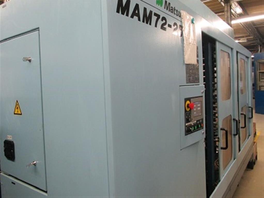 Обрабатывающий центр - универсальный Matsuura MAM 72-25V  APC10 фото на Industry-Pilot