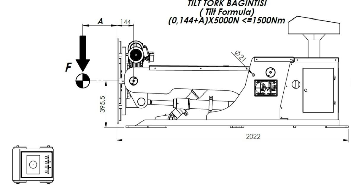 Поворотный сварочный стол AK-BEND SRH 500 фото на Industry-Pilot