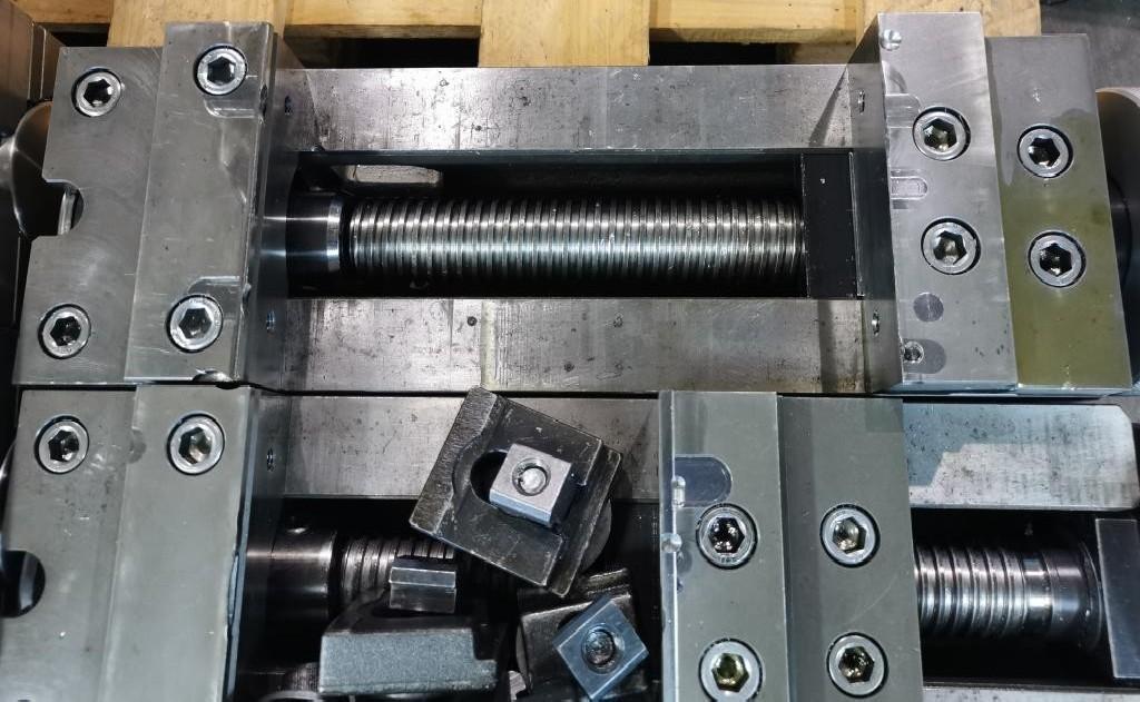 Зажимные тиски WNT NCG фото на Industry-Pilot