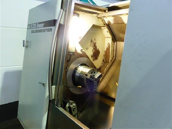 Токарный станок с ЧПУ GILDEMEISTER CTX 320 linear V6 фото на Industry-Pilot