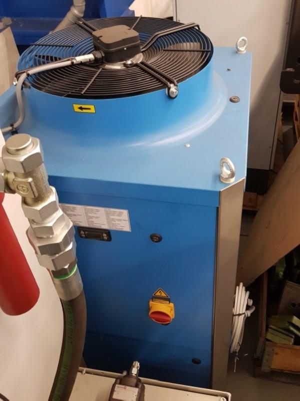 Установка для обратного охлаждения воды HYFRA SIGMA 16 фото на Industry-Pilot
