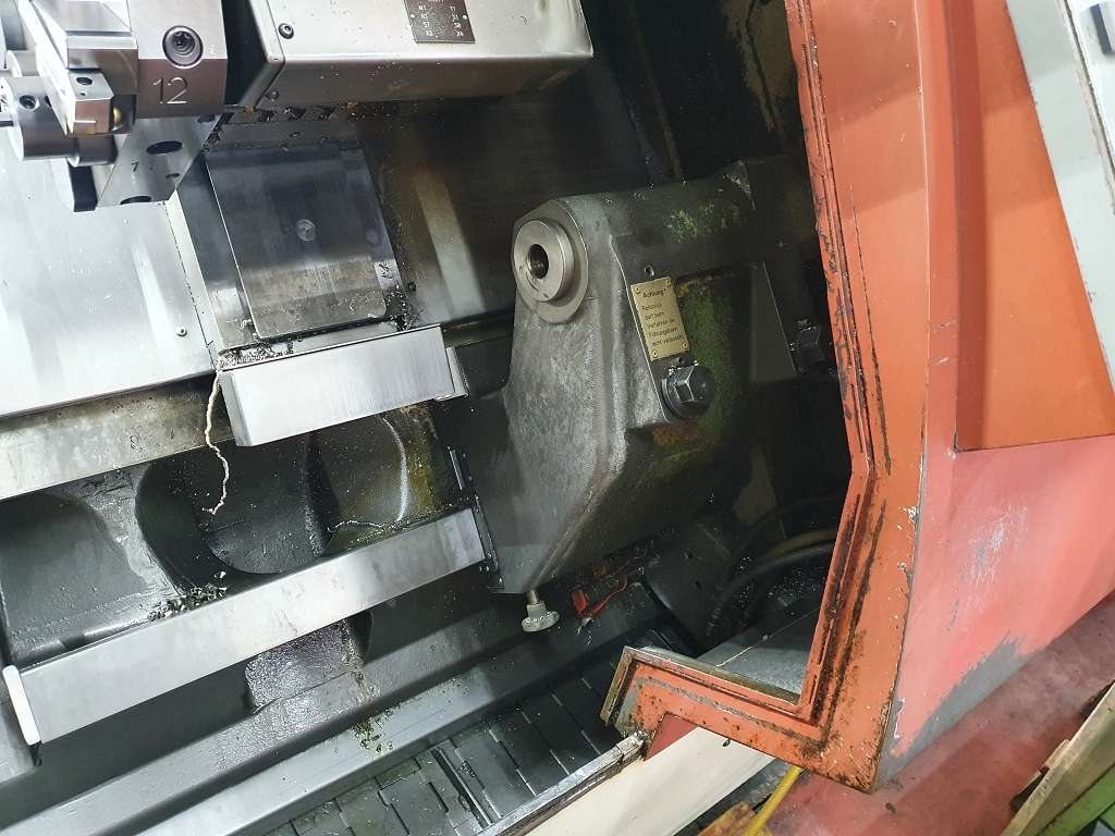 Токарный станок с ЧПУ DMG CTX 400 1991 фото на Industry-Pilot
