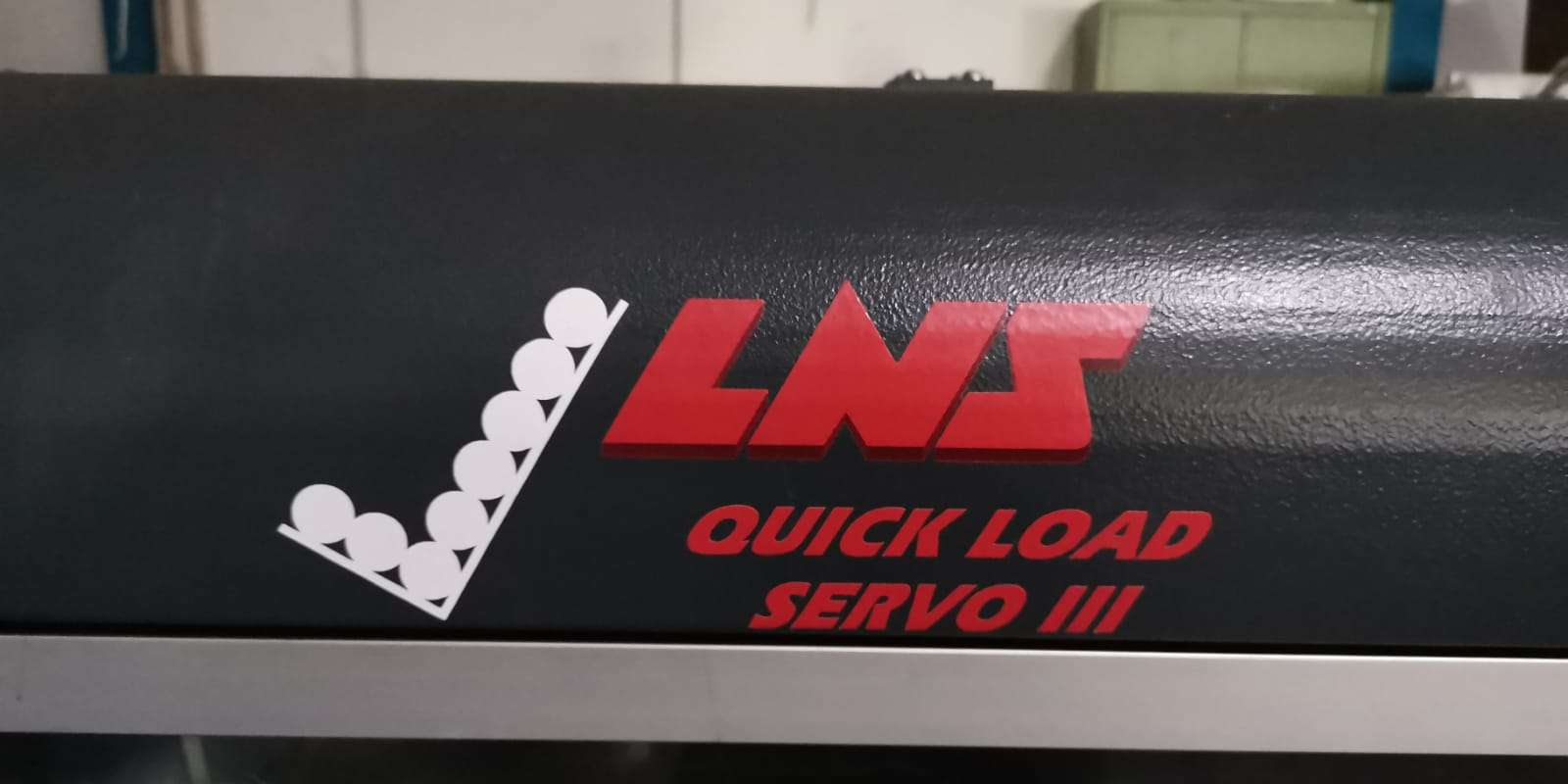 Податчик прутка  LNS QUICK LOAD SERVO 3 фото на Industry-Pilot
