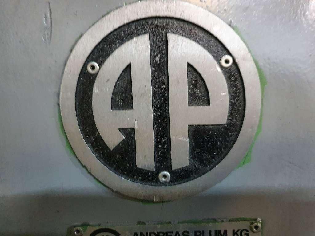 Токарный станок с ручным управлением AP Andreas Plum  ES800L фото на Industry-Pilot