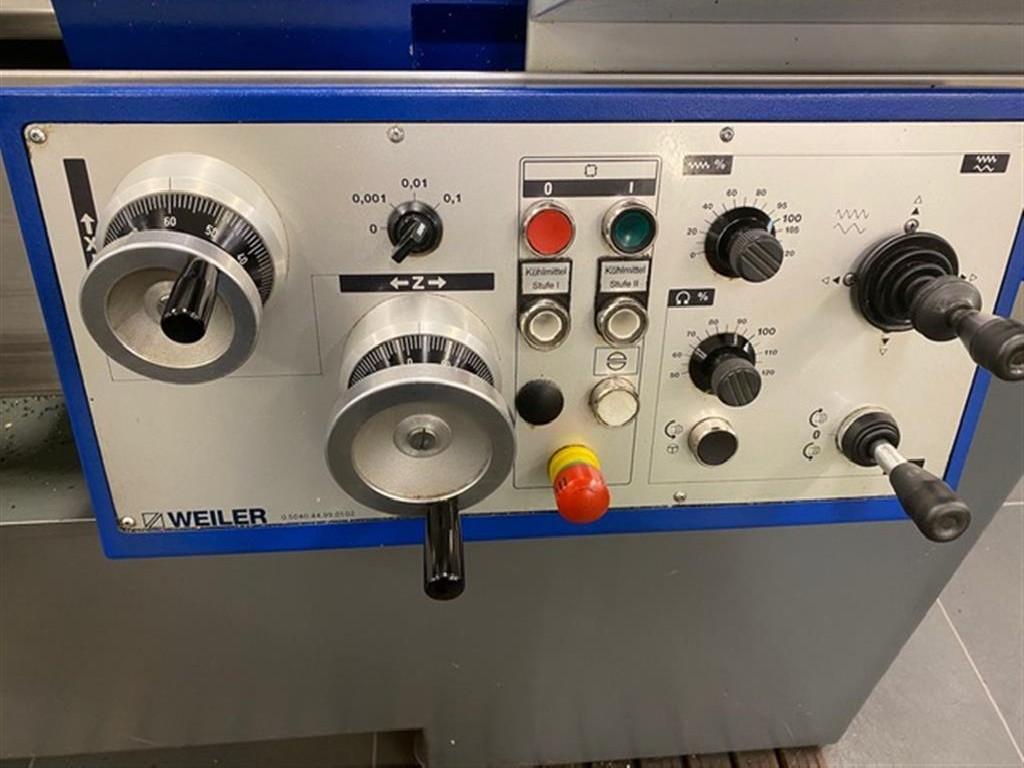 Токарный станок - контрол. цикл WEILER E 30 фото на Industry-Pilot