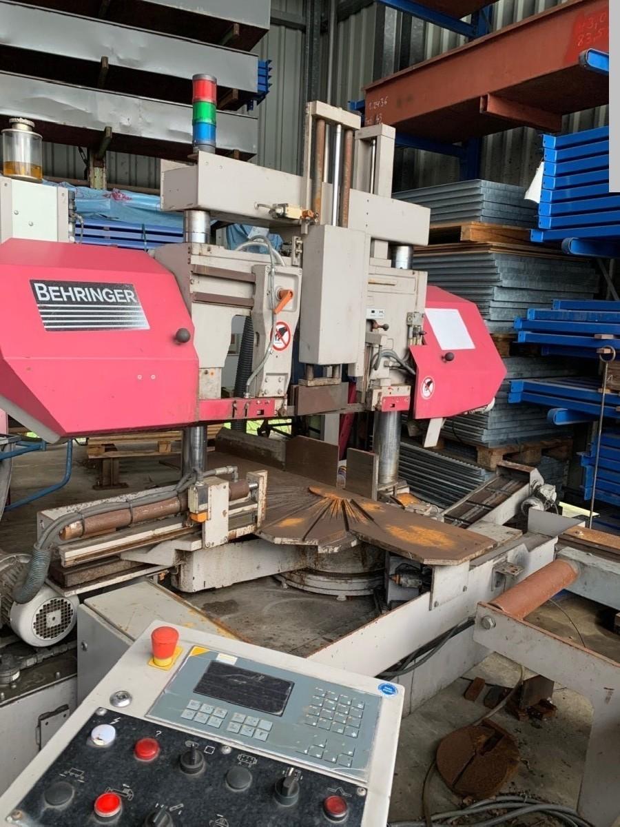 Ленточнопильный автомат - гориз. BEHRINGER HBP 310-523GA фото на Industry-Pilot