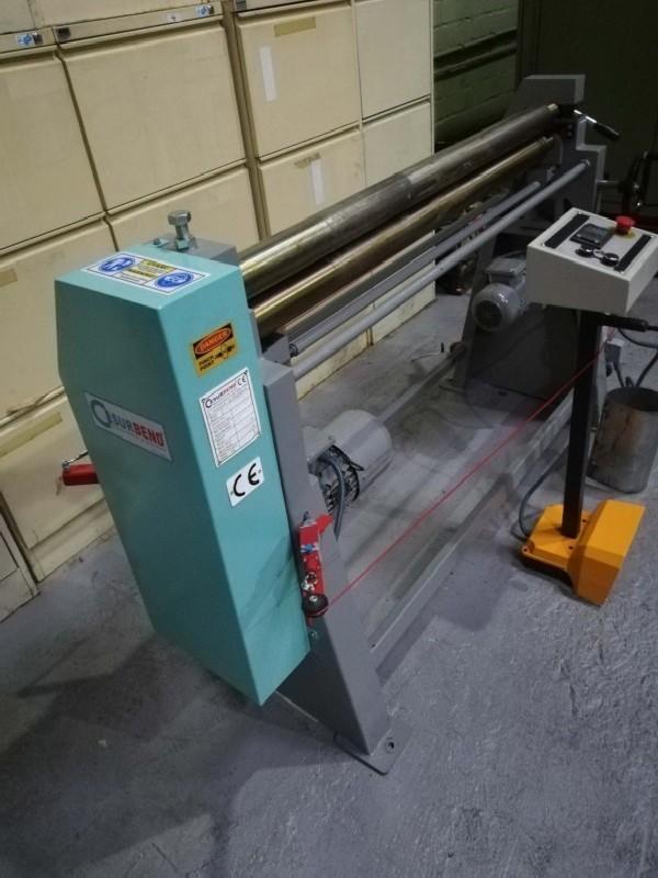 3-вальц. листогибочная машина CESURBEND MR 1270 x 75 фото на Industry-Pilot