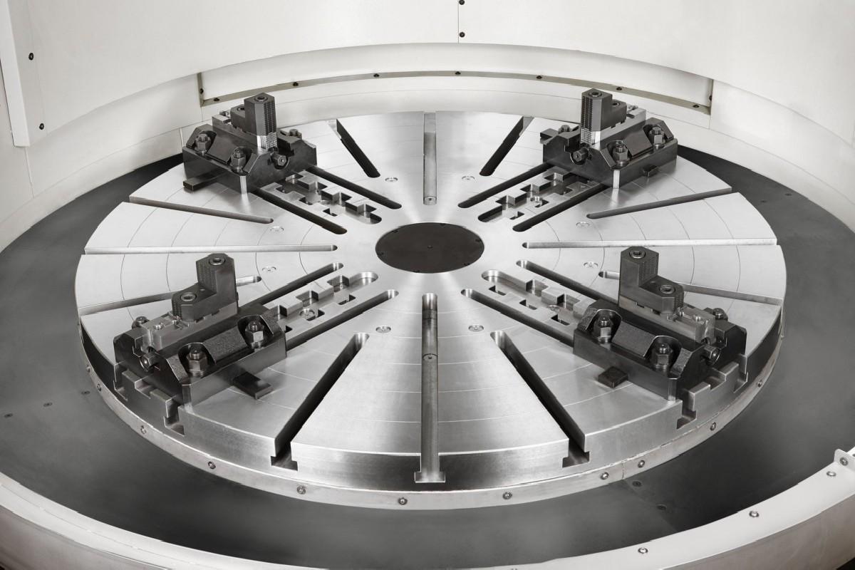 Карусельно-токарный станок одностоечный RADAR RAL-20 (M) фото на Industry-Pilot