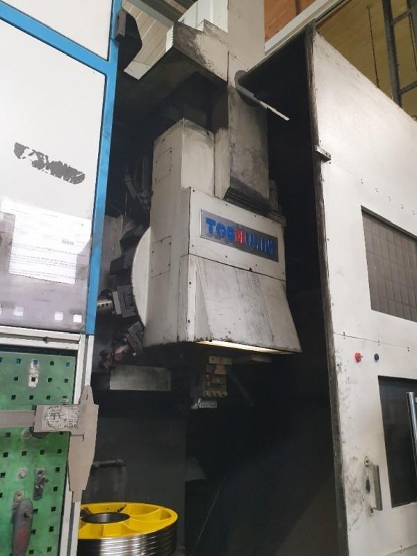 Карусельно-токарный станок одностоечный TOS - HULIN SKIQ 8 CNC фото на Industry-Pilot