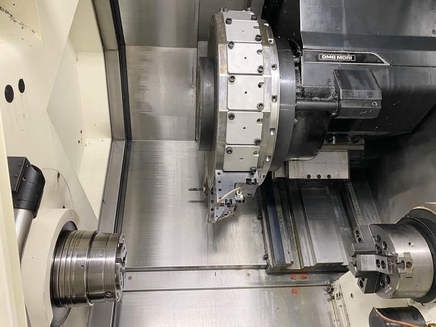 Токарно фрезерный станок с ЧПУ DMG MORI NLX 1500 SY / 500 BMT 40 mm фото на Industry-Pilot