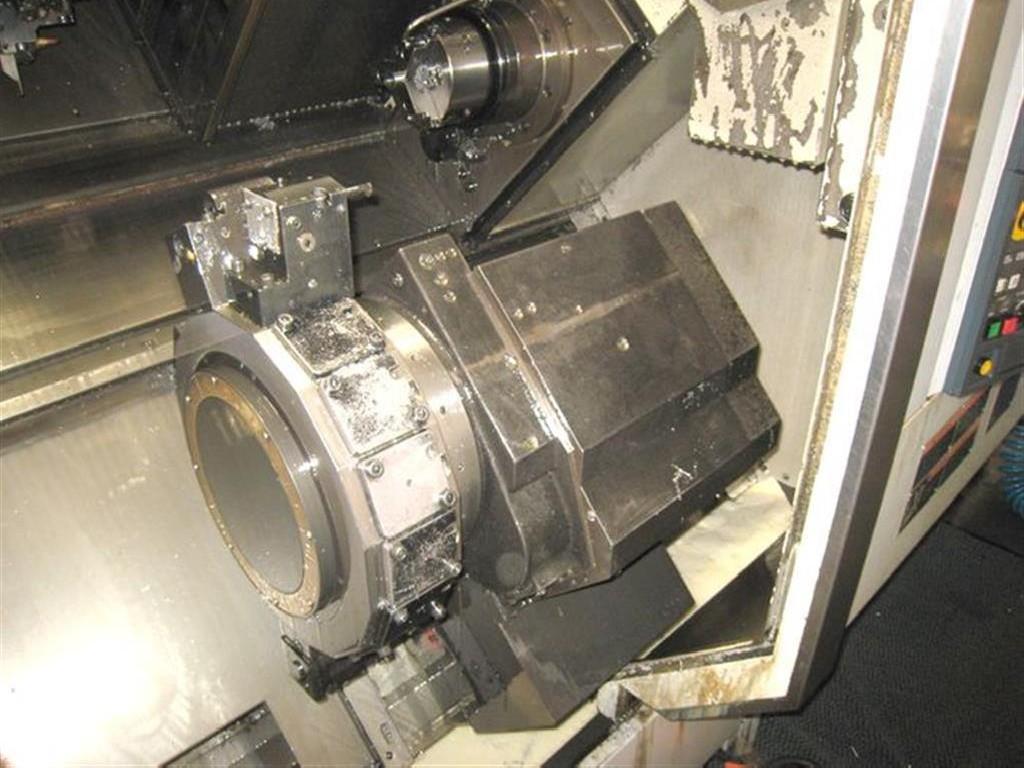 Токарно фрезерный станок с ЧПУ MORI SEIKI NZ 1500 T2Y2 фото на Industry-Pilot