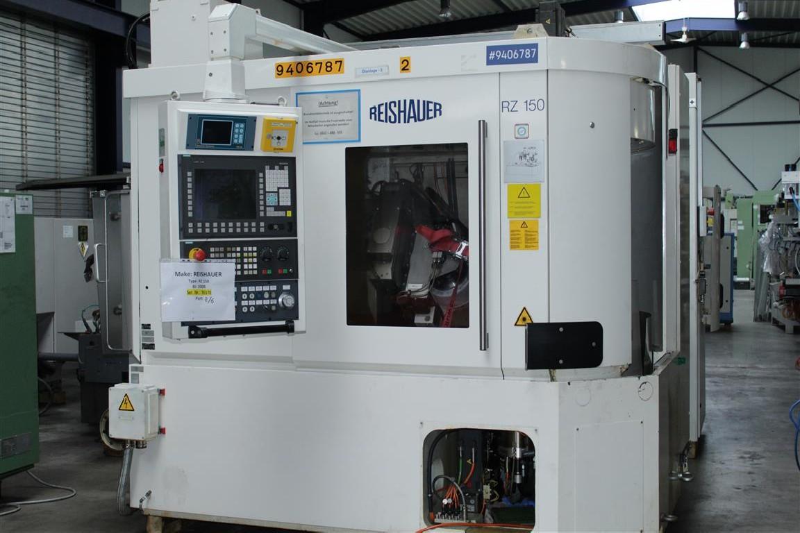 Зубошлифовальный станок REISHAUER RZ 150 фото на Industry-Pilot